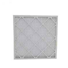 China Air Conditioning Hepa Pre Filter G4 Pleated Panel Disposable Cardboard supplier