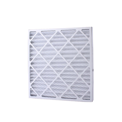 G4 Pleated Hepa Pre Filter Synthetic Fiber Household Furnace Filters