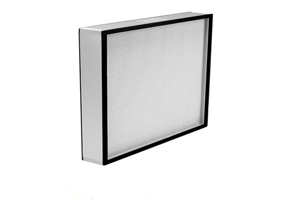 China H13 H14 U15 U16 U17 Ulpa Hepa Air Filter Manufacturer supplier