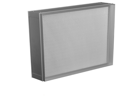 H11 H12 H13 H14  Clean Air Hepa Filter Ultra Thin Design 100% Operating Humidity