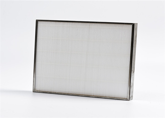 China Air Conditioner High Efficiency Filter Fire Retardant Fiberglass Material supplier