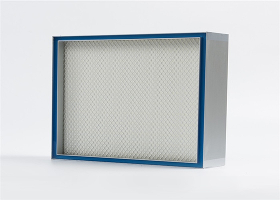China H13 Industrial Washable Hepa Air Filter Panel Type High Flow Hepa Filter supplier