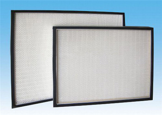 Light Weight Household Air Filters Odor Absorbing For Ventilate System