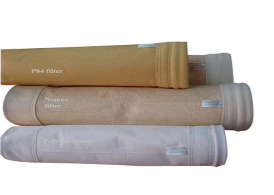 China Polyester Needle Felt Dust Collector Filter Bags Ventilating System Air Filter Bag supplier