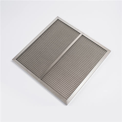 Washable aluminum mesh Pre-Filteation Metal Filter Bag