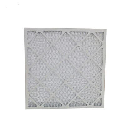 China Paper Fold High Flow Hepa Filter G1 Industrial Box Type Nano Air Filter factory