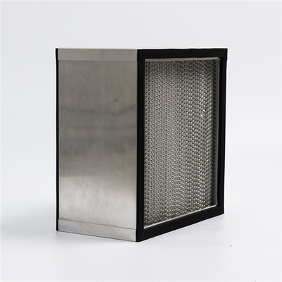 Clean Room Commercial Hepa Filters Energy Saving For Ventilation System