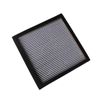 Air Conditioner Industrial Hepa Air Filters 400 Degree High Temp Resistance