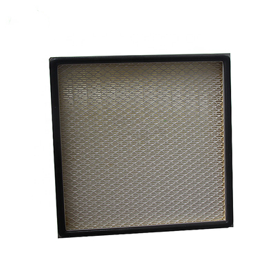 China Hepa Washable Home Air Filters Microfiber Air Conditioner Furnace Filter factory