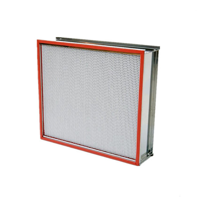 China Air Compressor High Temperature Air Filter Fiberglass Air Filters For House factory