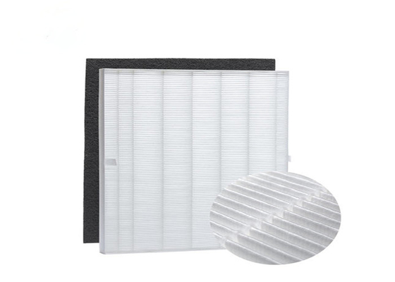 Mini Pleat Industrial Hepa Filter H13 H14 Portable Air Filters For House