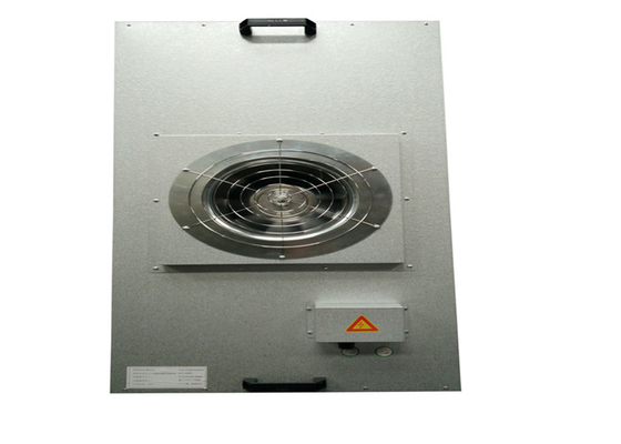 China Easy Install Hepa Filter Ceiling Module Motorized Ffu Filter Fan Unit factory