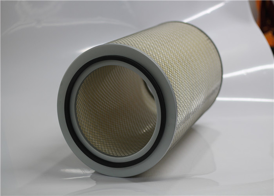 Air Filter Equipment Cartridge Media High Dust Holding Capacity