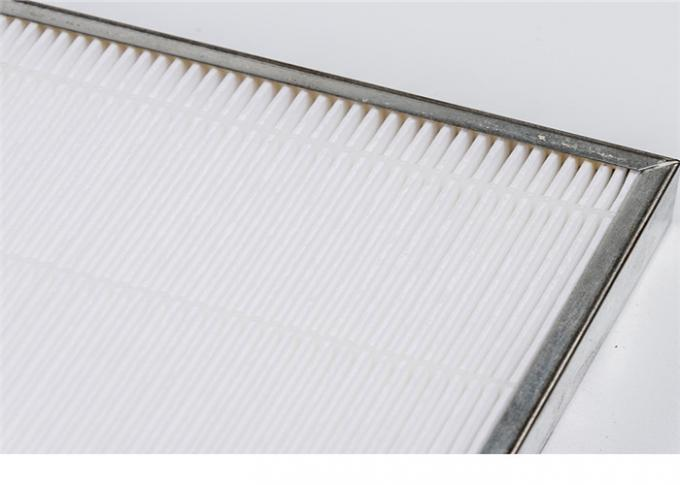 Air Conditioner High Efficiency Filter Fire Retardant Fiberglass Material